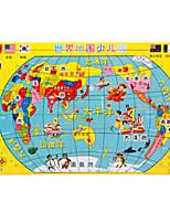 Jigsaw Puzzles Jigsaw Puzzle Building Blocks DIY Toys Others Bird Aircraft Ship Cartoon 3D Cartoon Wooden