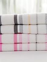 Serviette,Rayures Haute qualité 100% Coton Supima Serviette