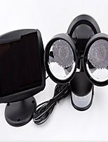 Sunoting sng-00698 36led солнечный датчик свет открытый двуглавый водонепроницаемый сплит солнечный уличный фонарь