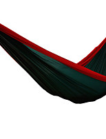 Camping Hammock with Mosquito Net Portable Collapsible Nylon for Camping Camping / Hiking / Caving Outdoor