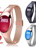 Hombre Mujer Reloj Deportivo Reloj Militar Reloj de Vestir Reloj Smart Reloj de Moda Reloj de Pulsera Cuarzo Pantalla Táctil Calendario
