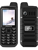 vkworld V3 PLUS ≤3 polegada Celular ( 32MB + Outro 0.3 MP Outro 3000 )