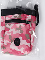 Cat Dog Carrier & Travel Backpack Pet Carrier Portable Breathable Color Block Blushing Pink Green