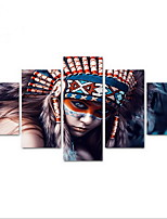 Cinq Panneaux Format Horizontal Imprimé Décoration murale For Décoration d'intérieur