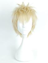 Perruques de Cosplay Cosplay Cosplay Manga Perruques de Cosplay 35 CM Fibre résistante à la chaleur Unisexe