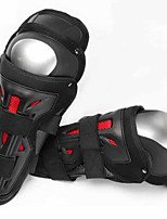 Motowolf mdl801 moto genou summer windbreak drop leggings cross country course moto ride sécurité protection