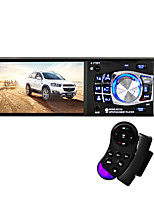 4012B Radio Car Mp4 Mp5 Player1 Din HD 4.1 Inch Video Player With Rearview with Camera Bluetooth Remote Control Stereo Aux FM Car Radio Car Player