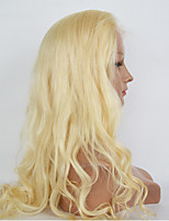 Brazilian Hair Body Wave Hair Wigs #613 Lace Front Human Hair Wigs