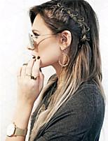 Perles de tressage Accessoires pour Perruques Métallique Outils Perruques