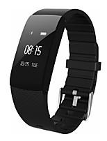 Women's Men eart Rate Blood Pressure Monitor Business Waterproof Sport Smart Bracelet for IOS Android Sport Smart Bracelet