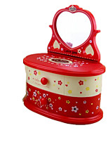 Music Box Circular Plastics