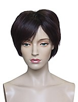 Black Wig  Synthetic Fiber Wig for Women Costume Wig Cosplay Wigs