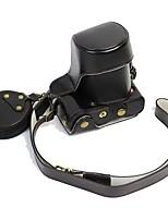 Dengpin pu кожаный чехол для фотокамеры чехол для fujifilm x-a3 xa3 (различные цвета)
