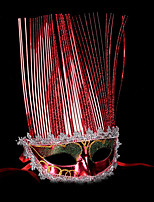 1pc para la máscara de víspera de Todos los Santos partido del traje partido de la mascarada decoraciones del día de fiesta de la fiesta