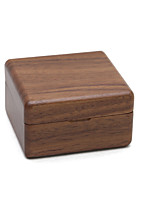 Music Box Square Wooden