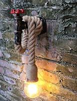 AC 220-240 AC 110-120 40 E26/E27 Деревенский стиль Живопись Особенность for Светодиодная лампа,Рассеянный настенный светильник