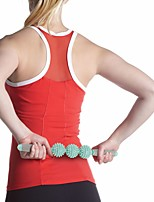 Yoga Exercise Roller Foam Leg Body Arm Back Muscle Massager Stick eliminate fat and lose weight