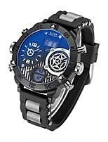 HomensRelógio Esportivo Relógio Militar Relógio de Moda Relógio de Pulso Bracele Relógio Único Criativo relógio Relógio Casual Relogio