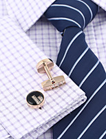 Multipurpose Luxury Shirt Cufflinks for Mens Brand Cuff Buttons Cuff link Black Gemelos High Quality Abotoaduras Wedding Jewelry