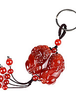 Bag / Phone / Keychain Charm Cartoon Toy Chinese Style Crystal