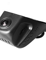 1080p DVR para Carro Nenhuma tela (saída pela APP) Tela Câmera Automotiva