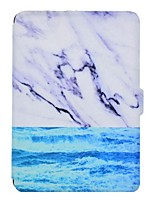 Мраморный узор pu кожаный чехол с гнездом для амазонки для Kindle paperwhite 1/2/3 6-дюймовый планшетный ПК