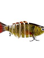 1 pc Esche rigide Esche rigide g/Oncia mm pollice,Plastica Metallico Pesca a mulinello Pesca con esca Pesca dilettantistica