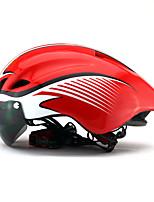Универсальные Велоспорт шлем 6 Вентиляционные клапаны ВелоспортГорные велосипеды Шоссейные велосипеды Велосипеды для активного отдыха