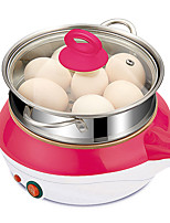 Lingrui Egg Cooker Single Eggboilers Multifunction Touch Switch Creative Low Noise Power light indicator Detachable Upright Design 220V