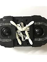 Drone 127 4 canali Con la macchina fotografica 0.3MP HD Tasto Unico Di Ritorno Quadricottero Rc Cavo USB Manuale D'Istruzioni