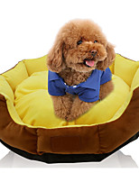 Dog Bed Pet Mats & Pads Solid Warm