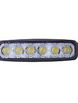Universal E4 Approved 18W LED DRL(Including Brackets)