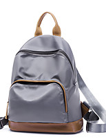 Women Bags All Seasons PU Backpack with for Event/Party Casual Formal Outdoor Office & Career Black Gray khaki