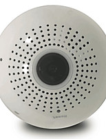 960P 1.3MP Bulb Light Panoramic Wireless IP Camera WIFI FishEye 360 Degree