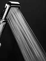 Напорная душевая головка 300 отверстий с хромированной дождевой линией
