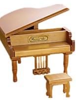 музыкальная шкатулка Пианино Дерево