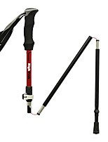 3 Nordic Walking Poles 110cm Simple Durable Tungsten Aluminum Alloy Camping & Hiking Outdoor Exercise