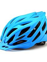 Unisexo Moto Capacete 16 Aberturas Ciclismo Ciclismo de Montanha Ciclismo de Estrada Ciclismo de Lazer Tamanho Único