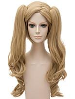 Persona5 Anne Takamaki Tea Brown Cosplay Wig