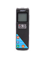 Hnsat 308A Digital Voice Recorder Noise Reduction Remote 100m Wireless Recording Mini FM 16GB