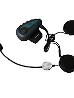 Moto FreedConn V8-1200 V4.2 Kit Piéton Bluetooth Style de pendaison d'oreille