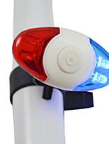 Задняя подсветка на велосипед LED LED Велоспорт На открытом воздухе Подсветка AAA Люмен Батарея красныйПовседневное использование