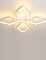 Montaje a ras 40w moderno / contemporáneo para el metal llevado sala de estar dormitorio cocina del comedor