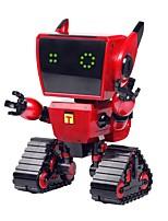 Los robots domésticos y personales Hablando Digital Plástico