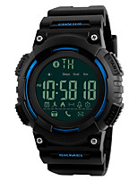 Skmei® Men's Outdoor Sports Bluetooth Multifunction Wrist Watch 50m Waterproof Assorted Colors