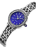 WWOOR Жен. Спортивные часы Модные часы Повседневные часы Часы Дерево Наручные часы Уникальный творческий часы Кварцевый Нержавеющая сталь