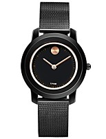 Women's Fashion Watch Quartz Alloy Band Black