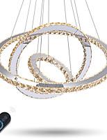 Светильники с подсветкой с подсветкой крытые современные потолочные подвесные светильники люстры осветительные приборы с дистанционным