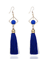 Women's Earrings Set Basic Tassel Vintage Alloy Jewelry For Gift Evening Party Stage Club Street