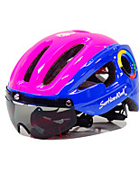 Unisexe Vélo Casque 10 Aération Cyclisme Cyclisme en Montagne Cyclisme sur Route Cyclisme Cyclisme/Vélo Taille Unique